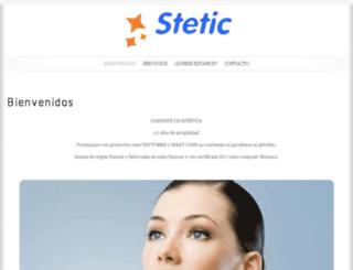 steticvillaroel.sociosg.com screenshot