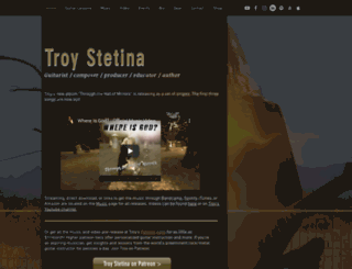 stetina.com screenshot