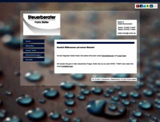 steuerberater-stelter.de screenshot