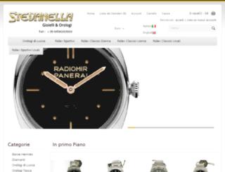 stevanellagioielli.it screenshot