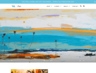 steve-adam.com screenshot