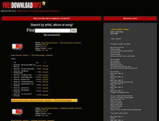 steve-vai.freedownloadmp3.net screenshot