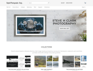 stevehclarkphotography.co.uk screenshot