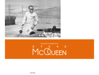 stevemcqueen.net screenshot