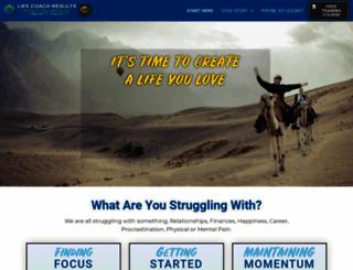 stevenarecco.com screenshot