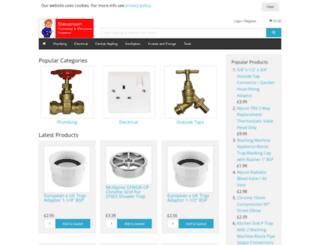 stevensonplumbing.co.uk screenshot