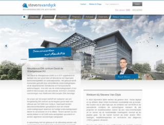 stevensvandijck.nl screenshot
