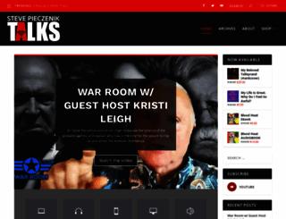 stevepieczenik.com screenshot