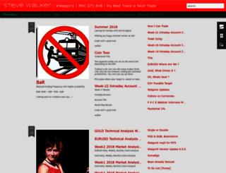 stevewalker36.blogspot.com screenshot