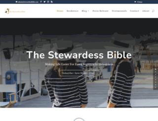 stewardessbible.com screenshot