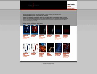 stewartcalculus.com screenshot