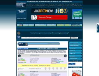 stfmonitor.com screenshot
