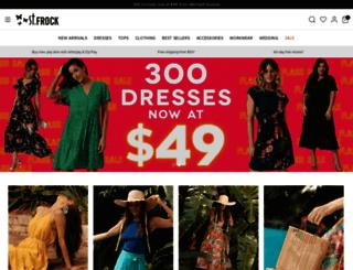 stfrock.com.au screenshot