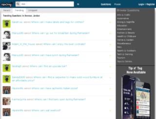 stg.tipntag.com screenshot