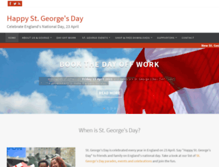 stgeorgesholiday.com screenshot