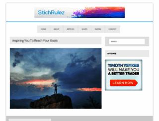 stichrulez.com screenshot