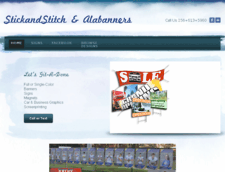 stickandstitch.net screenshot