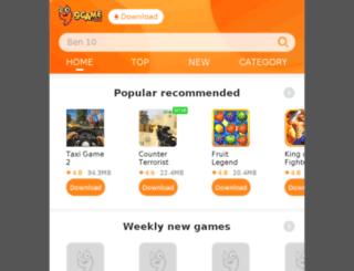 stickcricket.9game.com screenshot