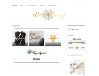 stickelberry.com screenshot