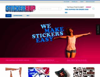 stickerhub.com screenshot