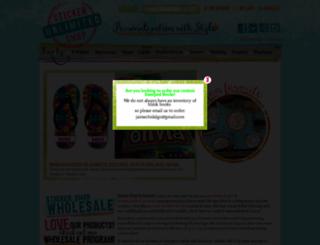 stickershopunlimited.com screenshot