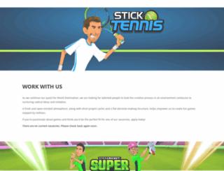 sticksports.com screenshot