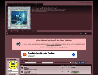 sticktreff.forums3.com screenshot