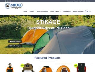 stikage.com screenshot