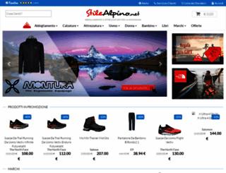 stilealpino.net screenshot