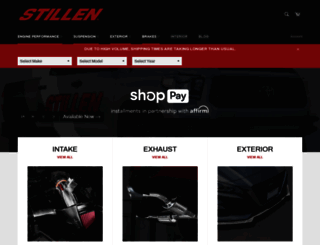 stillen.com screenshot