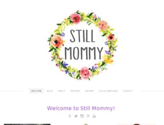 stillmommy.weebly.com screenshot