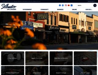 stillwater.org screenshot