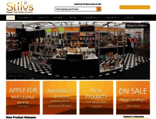 stilus.com.au screenshot