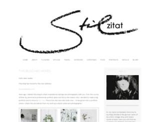 stilzitat.wordpress.com screenshot