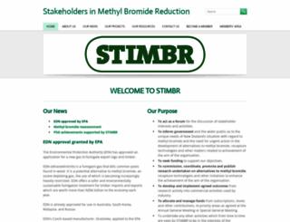 stimbr.org.nz screenshot