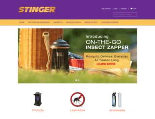 stingerproducts.com screenshot