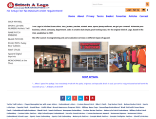stitchalogo.com screenshot