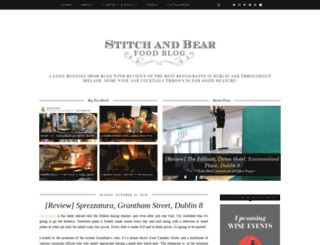 stitchandbear.com screenshot