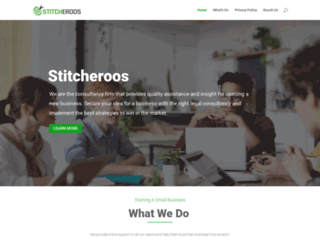 stitcheroos.com screenshot