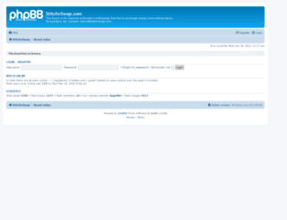 stitchnswap.com screenshot