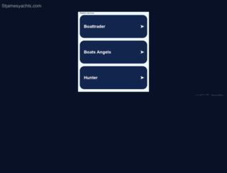 stjamesyachts.com screenshot