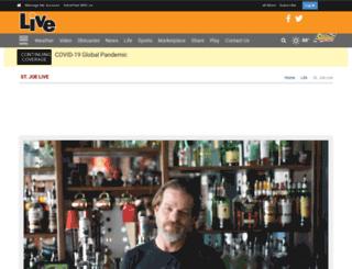 stjoelive.com screenshot