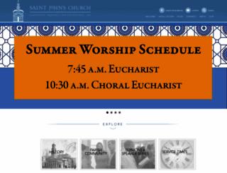 stjohns-dc.org screenshot