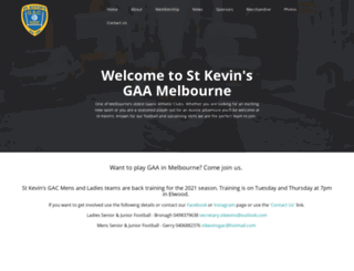 stkevinsgac.com screenshot
