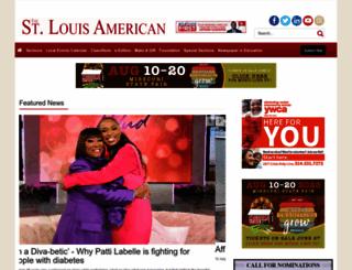 stlamerican.com screenshot