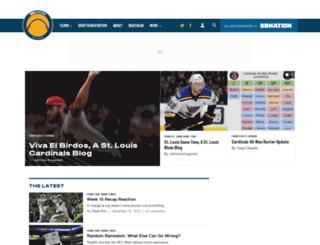 stlouis.sbnation.com screenshot