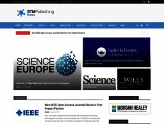 stm-publishing.com screenshot