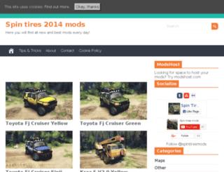 stmods.com screenshot
