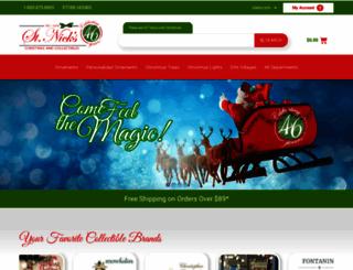 stnicks.com screenshot