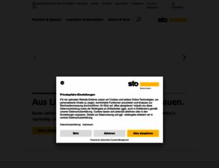 sto.de screenshot